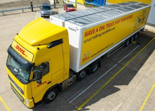 DHLが車両に採用,MiaSole社のソーラー発電モジュール~ソーラー発電~車~
