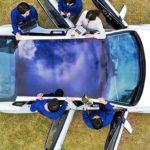 ヒュンダイが自動車用ソーラー発電ルーフを開発~ソーラー発電~車
