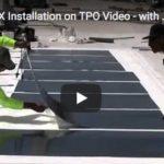 ~ソーラー発電シート~屋根~取り付け方法~動画